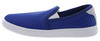 Puma Basket Slip On Denim Wns Sneaker blau 001