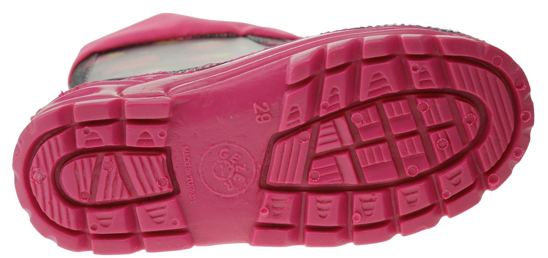 low priced f4b3b c5f94 Gezer mgc2kfm Gummistiefel schwarz pink