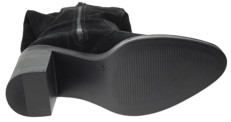 new concept 8b08e ce8f2 Esprit Shane 096ek1w025 Leder Stiefel schwarz
