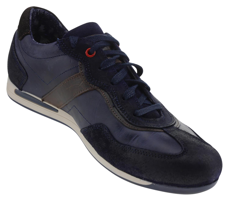 info for f1c8d d427e Otto Kern Leder Sneaker dunkelblau navy