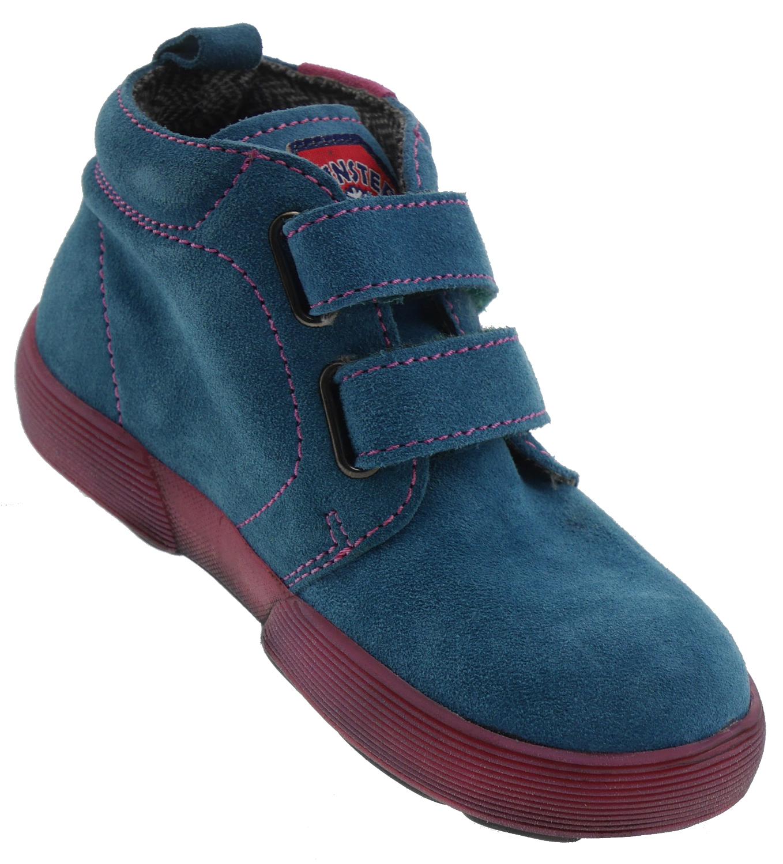 3c7ccce87fcc1a Naturino Prado 0012009390 Leder Sneaker blau Kinderschuhe ...