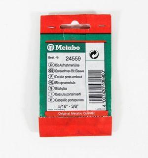 Metabo 24559 Bit-Aufnahmehülse 5/16  - 3/8