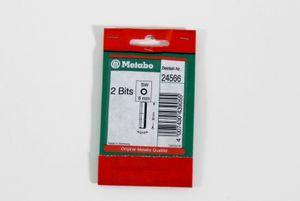 Metabo 24566  2 Bits SW 6 mm  5/16