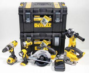 Dewalt DCK692M3 6tlg. Akku-Werkzeugset inkl. Toughbox 3x 4,0Ah 18V