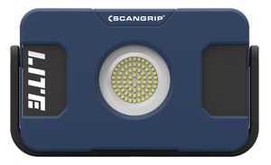 Scangrip 03.5631 FLOOD LITE M Akku-LED-Baustrahler mit USB-Powerbank