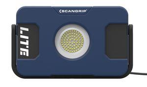Scangrip 03.5632 FLOOD LITE MC LED-Baustrahler mit USB-Powerbank