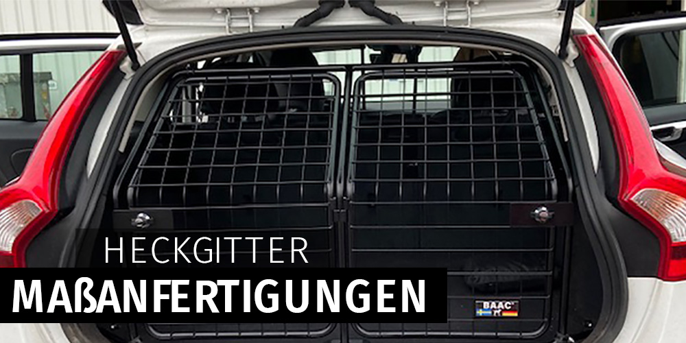 hundetransportbox heckgitter
