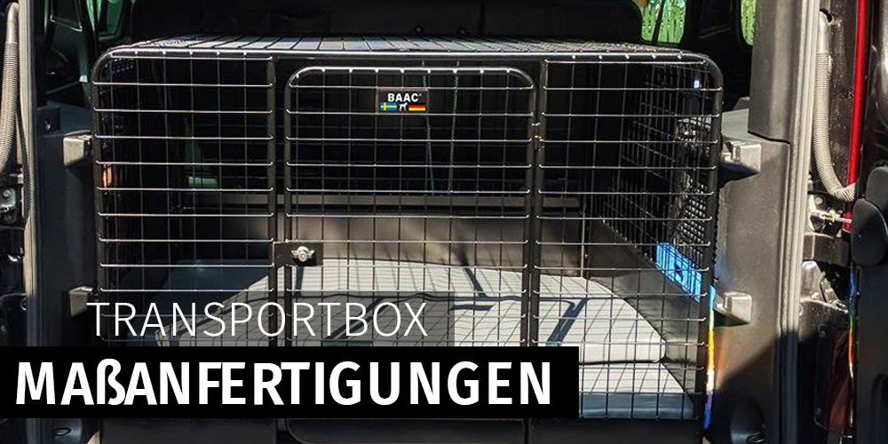 hundetransportbox maßanfertigungen