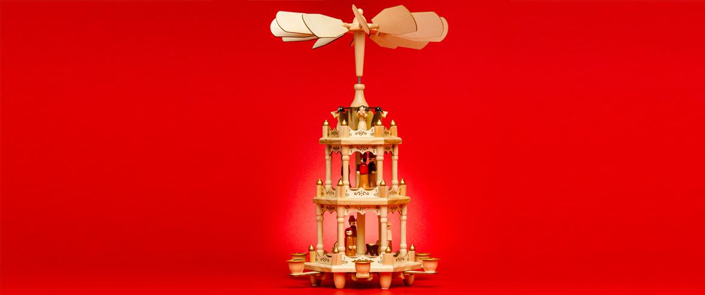 Christmas Pyramids