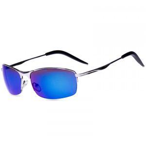 CASPAR SG010 Unisex Matrix Sunglasses
