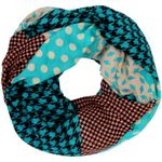 CASPAR SC307 Women Snood Scarf