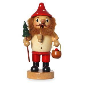 Incense Smoker Height 17 cm Gnome