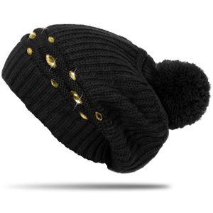 CASPAR MU074 Women Knitted Hat