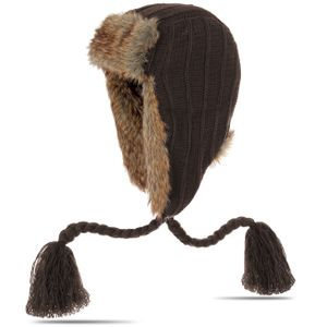 CASPAR MU001 Women Trapper Hat