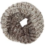 CASPAR SC361 Women Knitted Loop Scarf