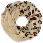 CASPAR SC386 Women Loop Scarf