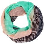 CASPAR SC389 Women Loop Scarf