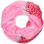 CASPAR SC287 Women Loop Scarf