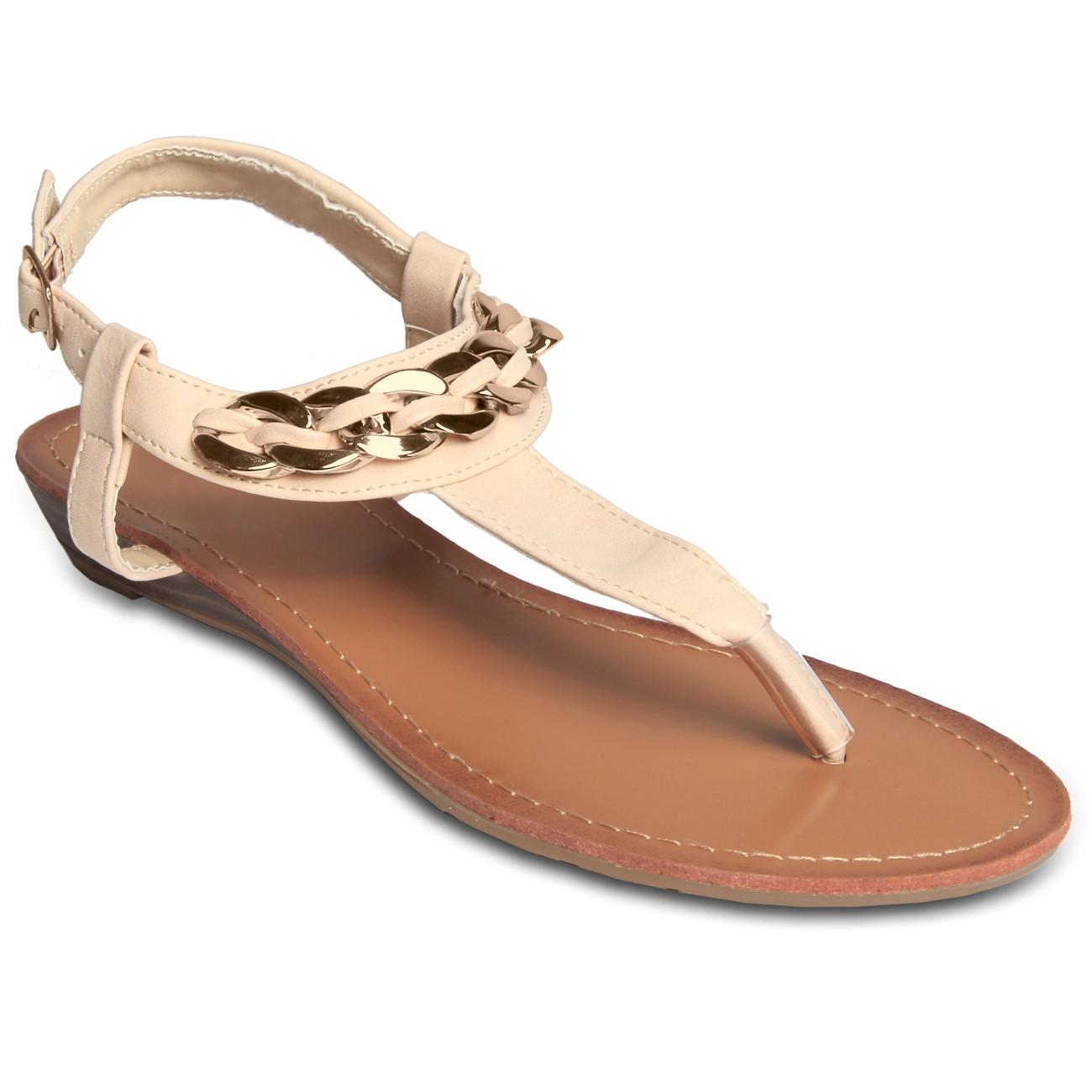 Zehentrenner-Sandalen Für Frauen UjNSDLdGH7