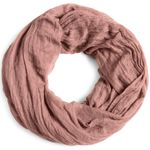 Caspar SC432 Women's Vintage Loop Scarf Snood