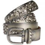 CASPAR GU288 Women Studded Belt