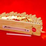 SIKORA LB52e LED Christmas Illumination Arch Winter Village