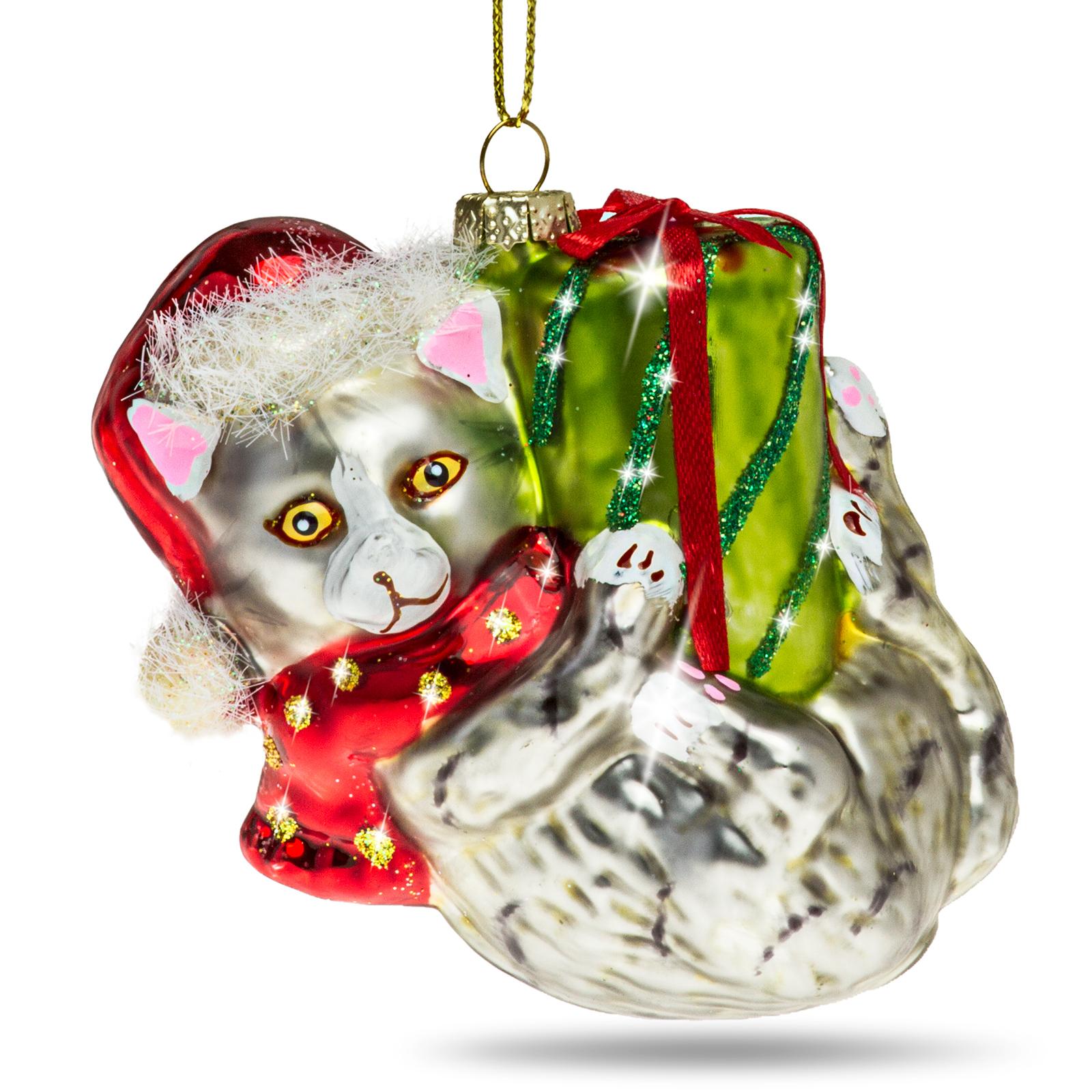 Sikora Bs444 Glas Figur Christbaumschmuck Weihnachtsbaum Anhanger