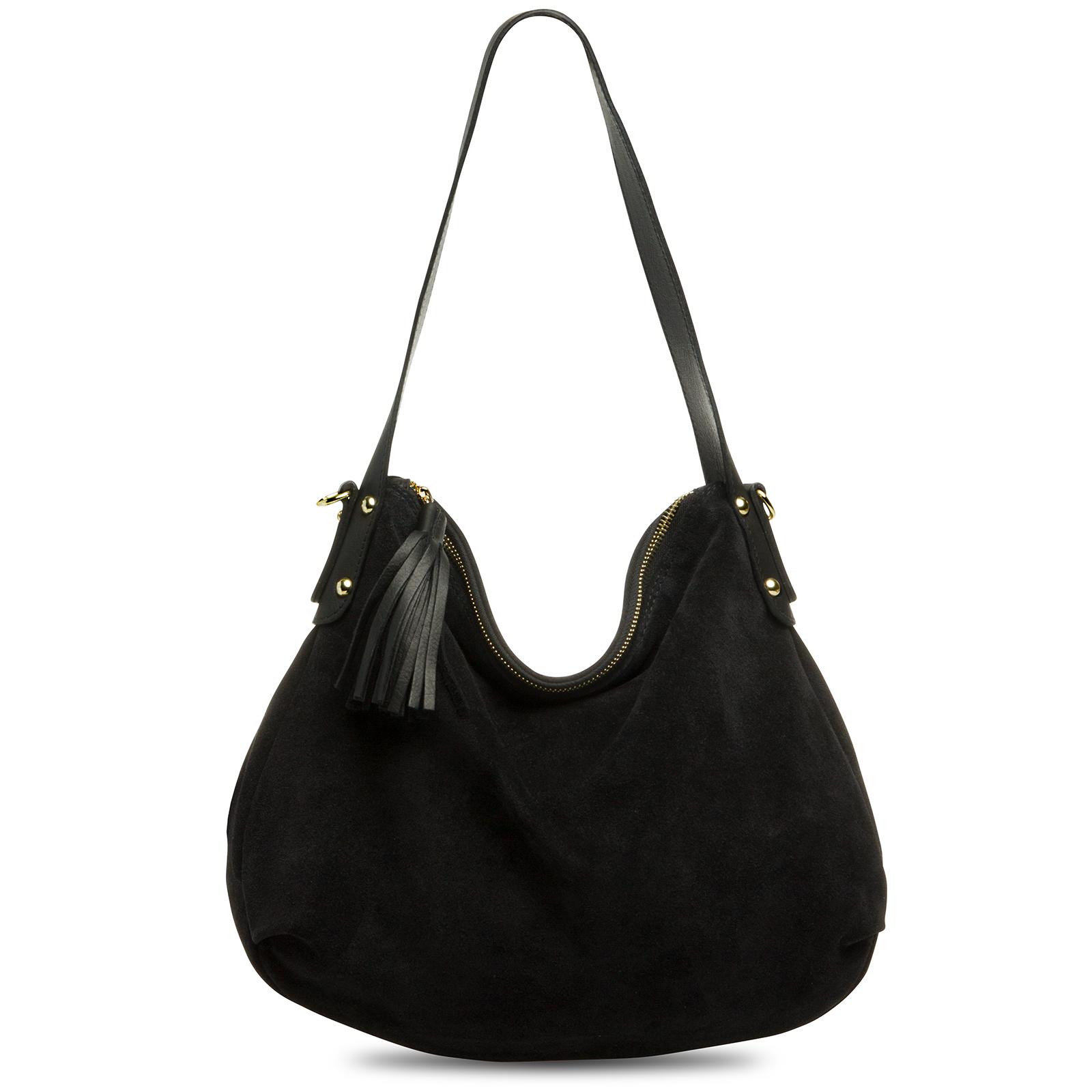 0398a7ef50186 Damentaschen CASPAR Damen Tasche Handtasche Umhängetasche Messenger Bag  Echt Leder