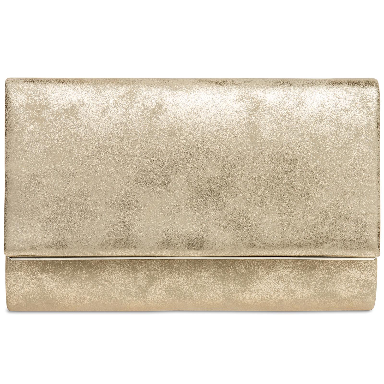 5315bd0896ca7 CASPAR TA381 Damen elegante Envelope Clutch Tasche   Abendtasche mit ...