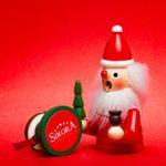 SIKORA Series G Small Christmas Wooden Incense Smoker