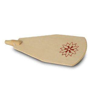 SIKORA Set of 6 Wooden Replacement Blades - Medium & Large Christmas Pyramids