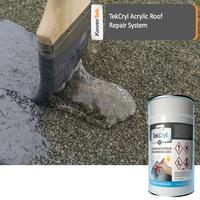 Tekcryl Roofing System