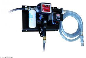 Dieselpumpenset 56l/min Zählwerk automatische Zapfpistole Wasserfilter