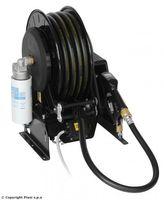 Dieselpumpeset  24V 45 Liter mit 14m Schlauchaufroller – Bild 1