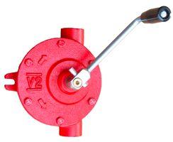 Kurbelpumpe Stahlguß 1/2 Zoll – Bild 1