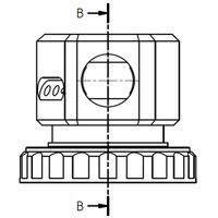 Universalanschluss für IBC 150mm FDA – Bild 8