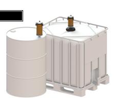Atmungstrockner für 60L Fass  nicht wiederbefüllbar – Bild 2