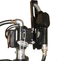 Dieselpumpe Set 56 Liter 220V autom Zapfpistole