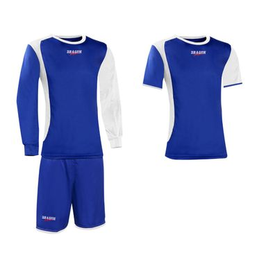 Trikot-Set COMBINATION Lang- & Kurzarm – Bild 2