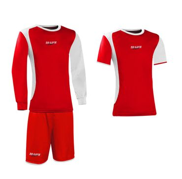 Trikot-Set COMBINATION Lang- & Kurzarm – Bild 4