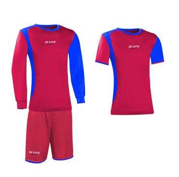 Trikot-Set COMBINATION Lang- & Kurzarm – Bild 5