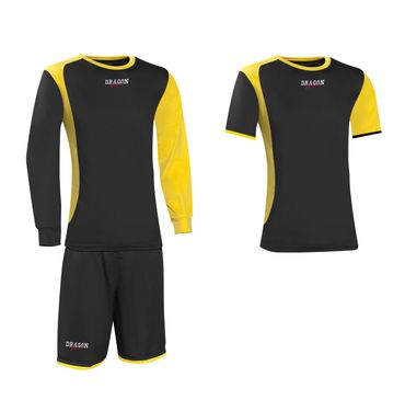 Trikot-Set COMBINATION Lang- & Kurzarm – Bild 9