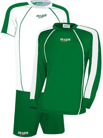 Trikot-Set LONDON Lang- & Kurzarm – Bild 4