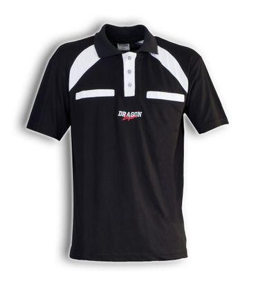 Schiedsrichter-Shirt REFEREE Kurzarm – Bild 3