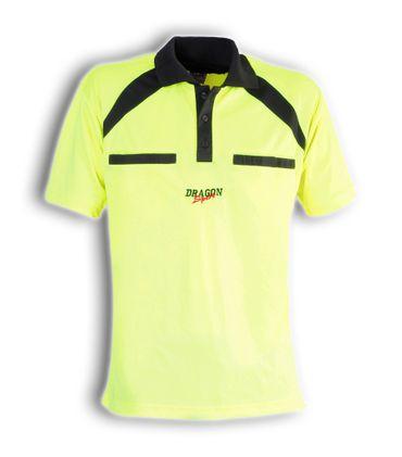 Schiedsrichter-Shirt REFEREE Langarm – Bild 2