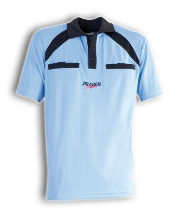 Schiedsrichter-Shirt REFEREE Langarm – Bild 4