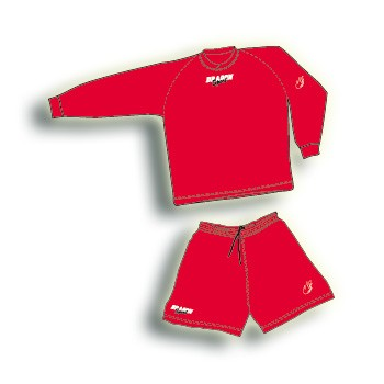 Trikot-Set AIR Langarm – Bild 4