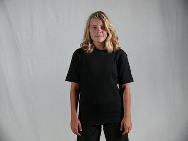 T-Shirt Fossfour Blanko – Bild 1