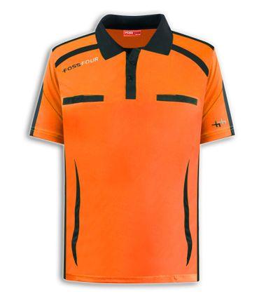 Schiedsrichter-Shirt FOX Kurzarm – Bild 5