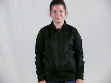 Trainingsjacke LADY blanko – Bild 2